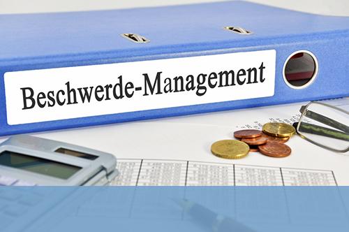 Beschwerde Management Versicherung Dresden